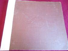 (10) 78 RPM'S- ARTIE SHAW, AL DONAHUE, SPIKE JONES, INK SPOTS STORAGE ALBUM-CLEA