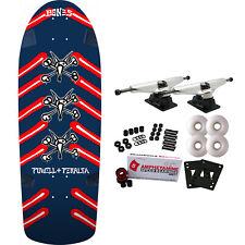 Powell Peralta Skateboard Complete Og Rat Bones Navy Re-Issue