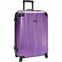 """Kenneth Cole Reaction Out of Bounds 28"""" Molded Upright Spinner - Purple F711"""