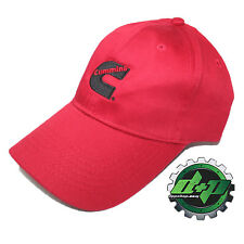 Red Dodge Cummins kids child youth hat ball cap truck diesel gear cummings