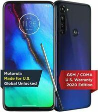 *Brand New* Motorola XT2043-4 - 128GB - Mystic Indigo (Unlocked) Smartphone