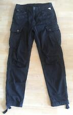 G-Star LA Rovic Tapered Cargo Pants - Raven - 30x32 - Men's