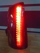05 06 07 Cadillac STS Driver LH Tail Light Lamp Brake Light LED 2005-2007