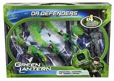 GREEN LANTERN OA DEFENDERS W/ RING 4 FIGURES  *NU*