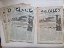 AILES 1931 528 ALBATROS ADLER COUPE DU ROI EDWARDS DIEPPE AUTOGIRE TOUR ITALIA