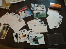 CHINA 37 FIRST DAY POSTCARDS/MAXIMUM CARDS