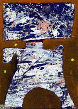 there is a simple explanation for God but you have to be God to ... e9Art ACEO