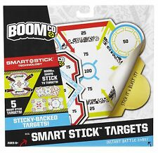 BOOMCo Smart Stick Targets - 5 Targets - Boom Co - CCH09 - New