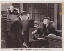 "Constance Bennett in ""Two Against The World"" 1932 Vintage Movie Still"