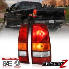 "1999-2002 Chevrolet Silverado ""FACTORY STYLE"" Rear LEFT RIGHT Brake Tail Lights"