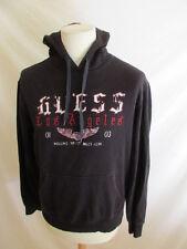 Sweatshirt Guess schwarz Größe M bis - 58%