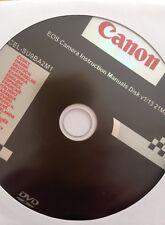 EOS Canon Digital Camera Instruction Manuals Disk V1/13