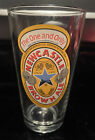 NEWCASTLE BROWN ALE Beer Pint Glass