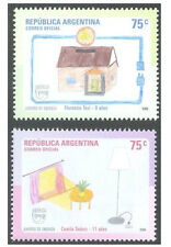 (2006) GJ.2825-26. UPAEP. Complete 2-stamp set. MNH. Excellent condition.