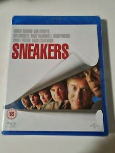 SNEAKERS Blu-Ray NEW & Sealed - UK Import