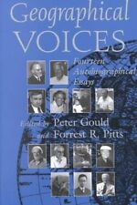 Geographical Voices   :Fourteen Autobiographical Essays-ExLibrary