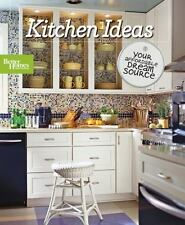 Kitchen Ideas (Better Homes & Gardens Decorating)-ExLibrary