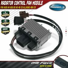 Radiator Control Fan Module for Audi A4 B5 A6 C5 Allroad C5 1999-2005 8D0959501D