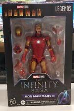 Marvel Legends The Infinity Saga Iron Man Mark 3  In Hand!!