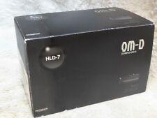 genuine original Olympus HLD-7 Battery Grip OM-D E-M1 Micro Four Thirds Camera
