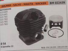 PISTON CYLINDER COMPL CHAINSAW DOLMAR SACHS MAKITA WACKER DCS 7302 7901 7902
