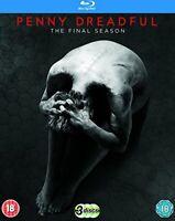 Penny Dreadful  Season 3 [Bluray] [2016] [Region Free] [DVD]