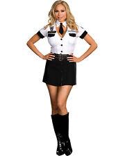 Morris Costumes Women's Sexy Airline Tsa Strip Search Unit Woman 2X. RL6519XX