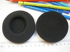Ohrpolster aus Schaumstoff zB für Kopfhörer Sennheiser HD-435  HD435 HD 435 u.a.