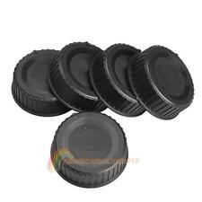 5x Hintere Len Cap Cover für alle Nikon AF AF-S DSLR SLR Kamera LF-4 Lens Dust