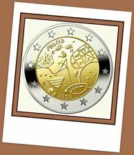 """2 Euro Gedenkmünze Malta 2020 - Serie """"Von Kindern mit Solidarität"""" - Spiele"""