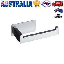 Bathroom Toilet Roll Paper Holder Towel Hook Self Adhesive 304 Stainless Steel