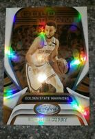 2020-21 Panini Certified  Gold Team Foil Insert Stephen Steph Curry Warriors #22
