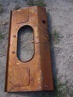 IFA W50    Blechteil Reparaturblech