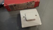 Legrand 80501 ou 805 01 - Interrupteur Va et Vient Neptune 2 Blanc
