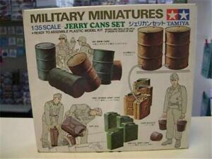 Tamiya 250 Jerry Cans Set 1/35 model kit