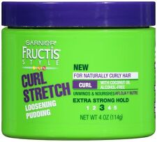 Garnier Fructis Style Curl Stretch Loosening Pudding 4 oz. Jar