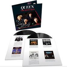 Queen - Greatest Hits (Vinyl LP) • NEW • Bohemian Rhapsody, Freddie Mercury