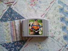 Jeu vidéo Superman - Nintendo 64