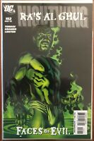 Nightwing #152 Faces of Evil DC Comics NM 1st Printing 2009
