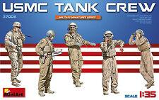 MINIART 37008 USMC Tank Crew Figuren in 1:35