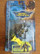 Transformers Beast Machines Vehicon Meagre