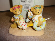 Cherished Teddies Marilyn and Blair 2002 Adoption Center Exclusive #111693