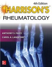 Harrison's Rheumatology, Fourth Edition (Harrison's Specialty), Langford, Carol