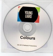 (DQ391) Young Liars, Colours - 2012 DJ CD