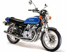 suzuki gs750 paintwork decal set .restoration