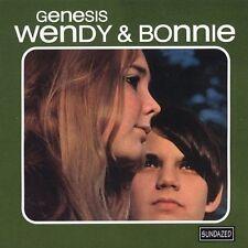 WENDY AND BONNIE - Genesis - CD