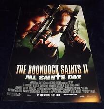boondocks saints signed 12x18 photo sean patrick flanery norman reedus w/coa