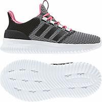 Adidas NEO Cloudfoam Ultimate Kinder Sneaker Freizeit Sport Turn Schuhe NEU OVP