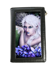 Black She Devil Purse/Wallet featuring 3D image of Will o' the Wisp
