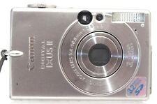 Canon PowerShot SD100 (Digital IXUS II) - 3.2MegaPixels